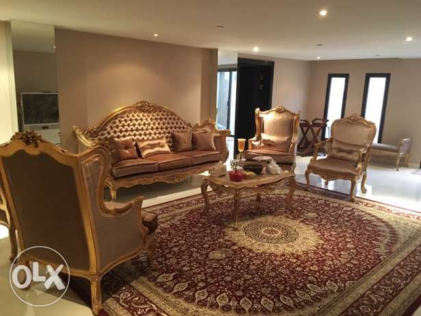 Villa in Hamad town with 6 master rooms with excellent price