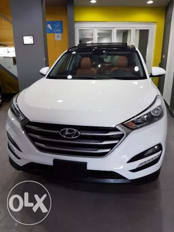 Hyundai TUCSON 2017 High Option