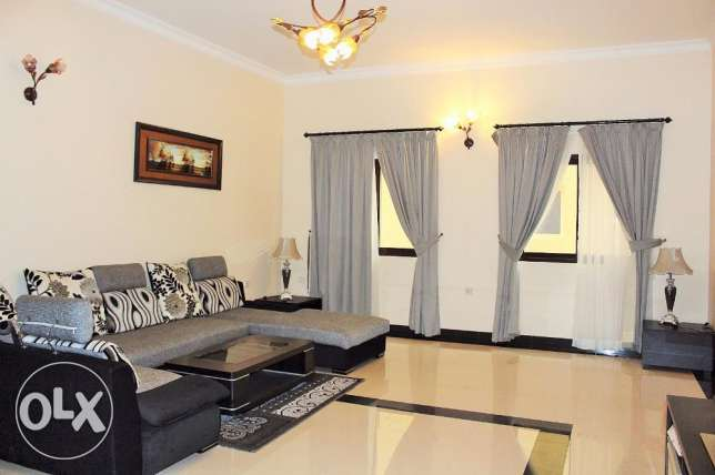 Charming two bedroom ff apartment in Juffair