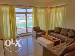 Beautiful Full Furnished 3 BR Sea View Penthouse