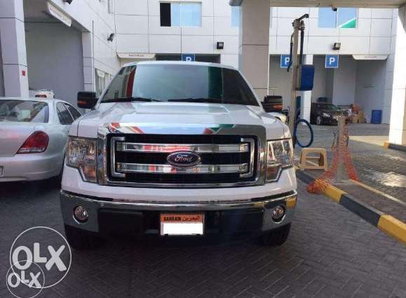 Ford XLT F150 Model 2013 For Sale