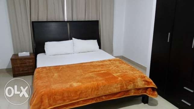 One bedroom furnished apartment available near karbabad beach seef