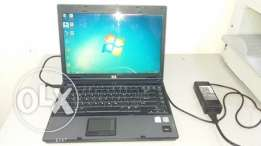 Hp laptop core 2 DUO 55BD