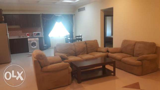 Fully furnished 2 Bedrooms Apartment for rent in Umm Al Hassam