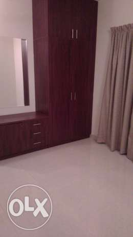Special area contains 2 semi furnished flat for rent in new tubli