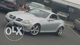 Mercedes BenzBenz SLK350 Model 2005