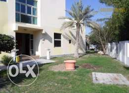 Hamala modern 4 BR + Maid room semi furnished villa for rent