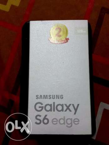 Samsung S6 Edge 128GB Gold