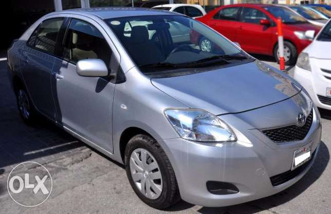 Toyota Yaris 2013 model Good Condition for sale ام الحصم -  4