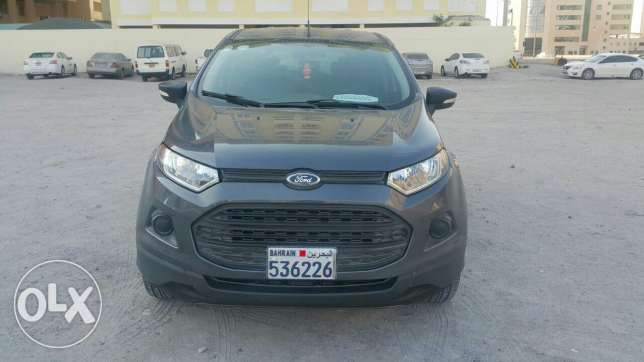 2015 ford ecosport for sale still under warranty