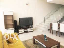 Three Bedrooms duplex apartment in Juffair.Fully Furnished ,Sea view