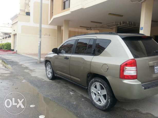 Jeep compass 2007 4wD