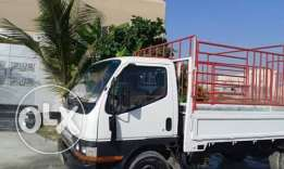 Long six weel for sale or for rent price 2900 BD mitsubish 2003 model