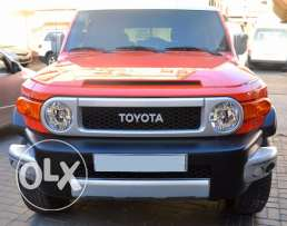 Good Condition 2013 Model Toyota FJ Cruiser For Sale