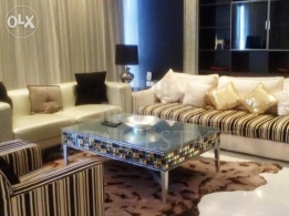 Fully Furnished Sea & City View Apartment in Juffair 140m2
