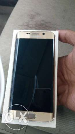 S6 edge mint condition with all original accessories 120 bd