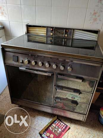 Cooking range 25bd