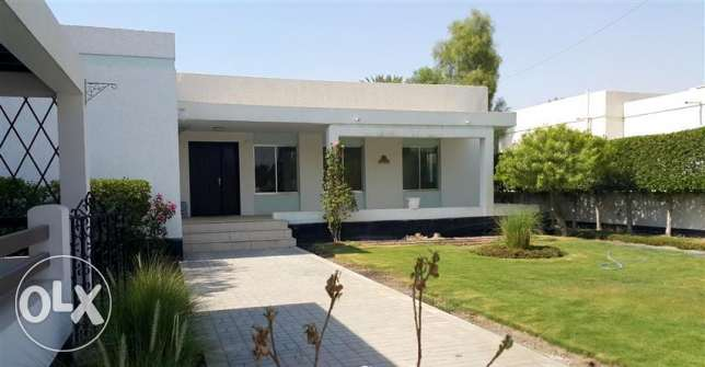 HMA1 3br semi furnished villa for rent at hamala close to BSB