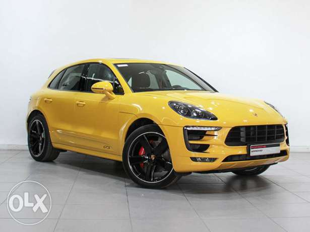 "Porsche Macan GTS 2017MY ""Approved"""