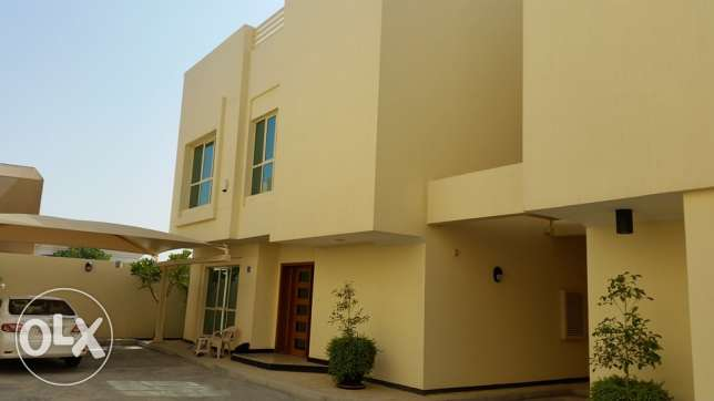 two story residential compound for sale in riffa