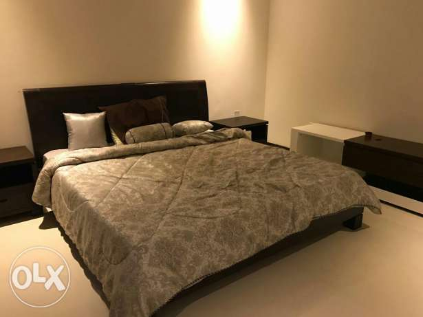 Fully furnished 3 bedrooms apartment for rent in Adliya