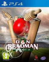 Ps4 Don Bradman Cricket 2017