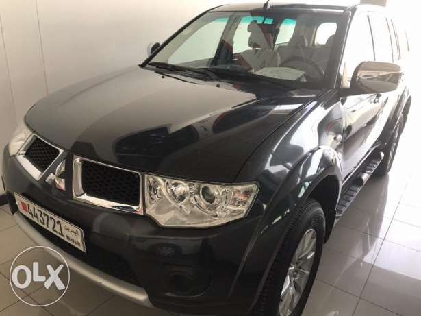 Pajero Sport 3.5 ABS 2SRS, 2013 excellent condition For immediate Sale