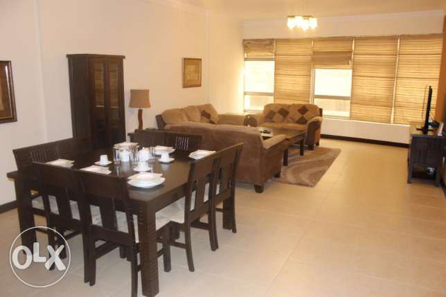 Elegant 2 BR apartment in Juffer
