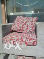 Two pice sofa