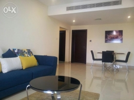 Busitain near King Hamad Hospital Furnished sea view 2 Bedro