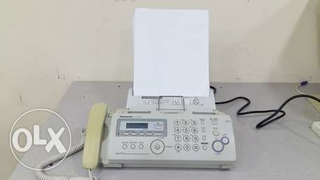 New Panasonic Lazer Fax Telephone copier boxpack