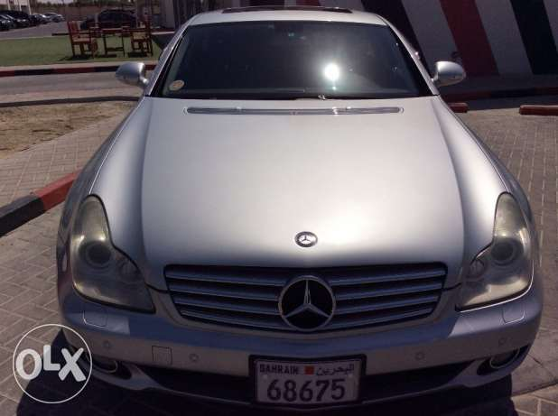 For Sale 2005 Mercedes Benz CLS500 Japan Specification