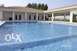 5 Bedroom semi furnished compound villa in SAAR