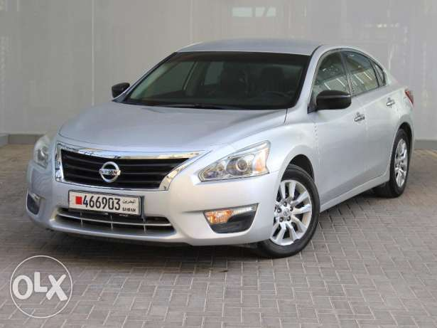 Nissan ALTIMA 2.5S Low 2013 Silver For Sale
