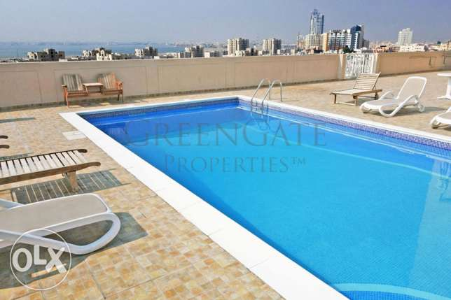 Modern Two Bed Fully Furnished Apartment