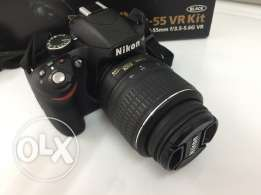 Nikon D3200 DSLR Camera 24Mp With WIFI Connect.