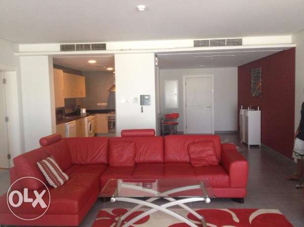 Luxurious 1 Bedroom apartment decant furniture fully furnished nice v