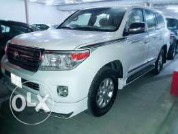 Toyota LandCrusier gxr Model 2012 Model.for sale