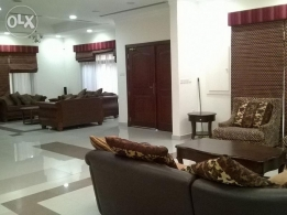 Villas for Rent SAAR 4 BR FF 2 STOREY VILLA with Private POOL for Rent