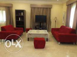 Spacious Fully Furnished Villa for rent 1100 in Busaiteen