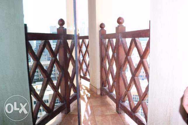 Great 1 Bedr Apartment fully furnished in Seef