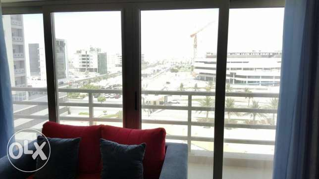 2 BR fully furnished/ Busaiteen