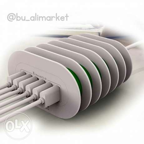 For sale 6 port USB charger for all Mobil and dvies