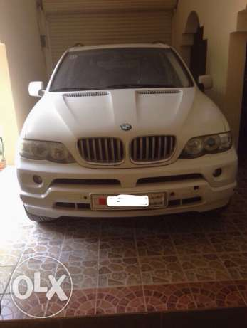 BMW X5 2005 very good condition