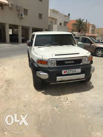 for sale fj cruiser 2010