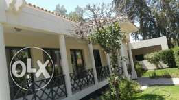 4 BR - - SUPER Single Story VILLA For Rent in SAAR
