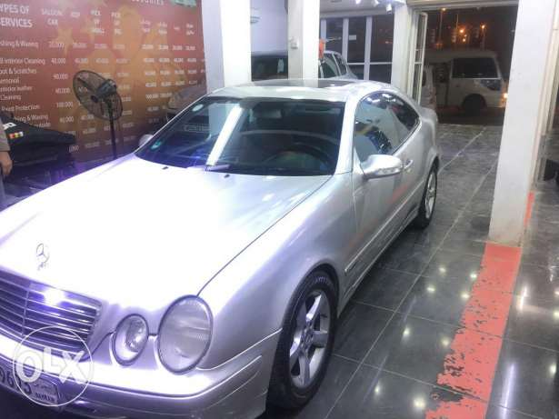 BHD1,200 Avantgarde Mercedes Benz CLK230 Model 2000