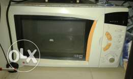 L.G old oven