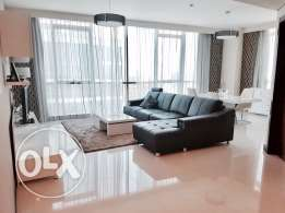 Executive sea view 2.5 fully furnished apartment for sale