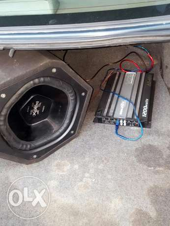 For sale bass1100jem1200